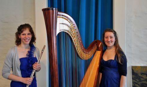 fluit harp